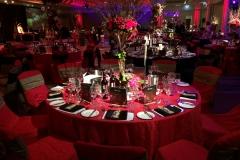 Corporate Event Decor December 2017