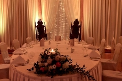 Wedding day Decor No.2 Co.Cork October 2017
