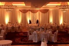 Wedding day Decor No.1 Co.Cork October 2017