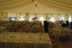 Wedding Day setup & Marquee Clane Co.Kildare August 2017