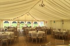 Wedding Day setup & Marquee Carrickmines Co.Dublin June 2017