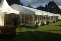 Wedding Marquee and Decor Blessington Co.Wicklow No.3 August 2017