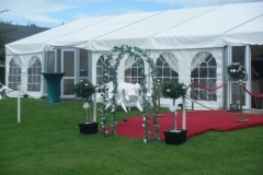 Wedding Day Marquee Stamullen Co.Meath September 2017