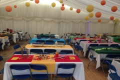 21st Birthday party Marquee Donnybrook Dublin 4 May 2017