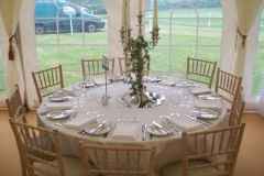 60th Birthday Marquee and Decor Slane Co.Meath October 2017
