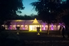 50th Birthday Party Marquee,Decor and Entertainment Killiney Co.Dublin September 2017