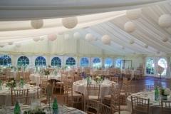 Wedding Day Marquee and Decor Dartree Dublin 2 June 2017