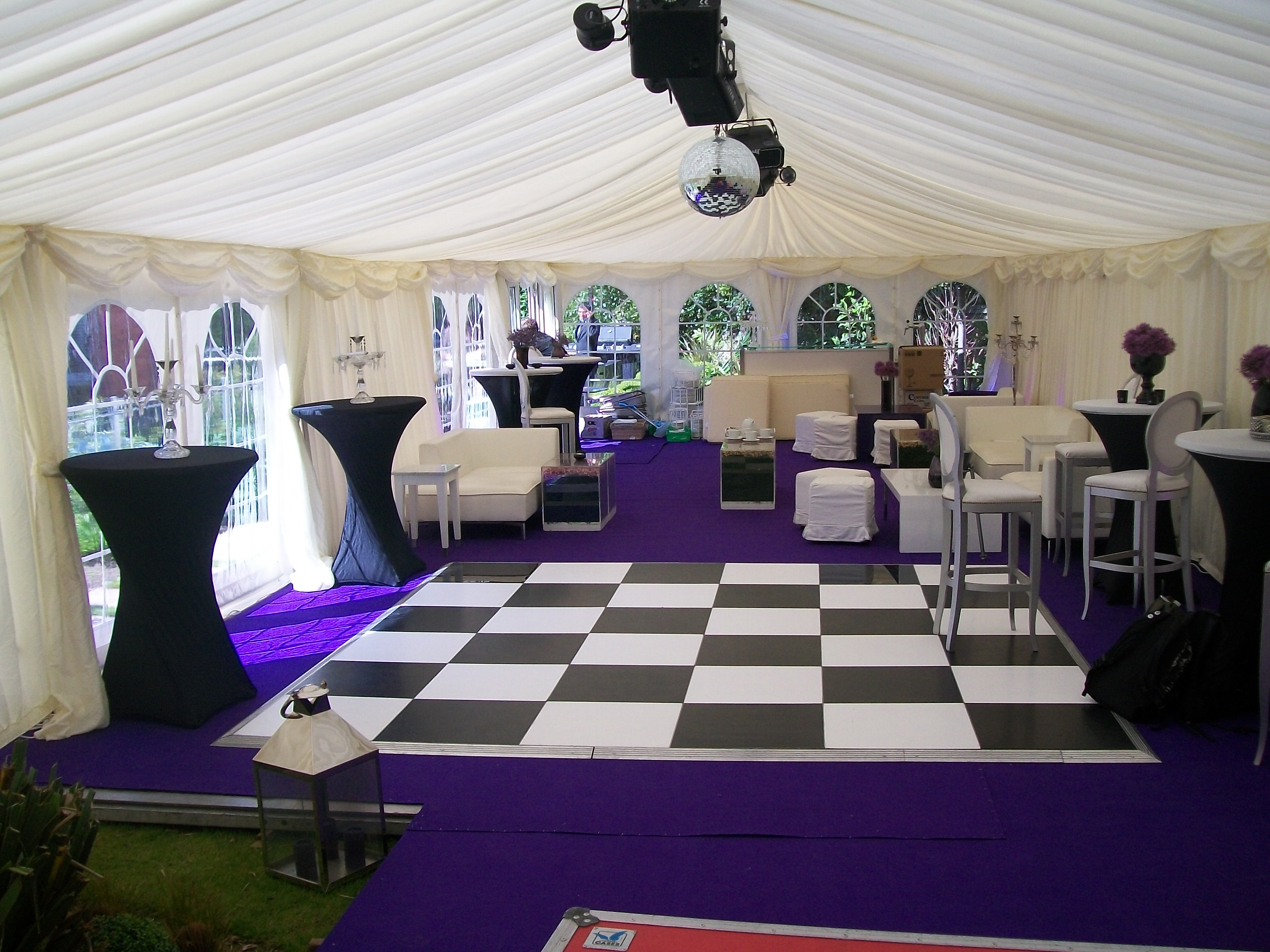 Dream Events Management - Marquees