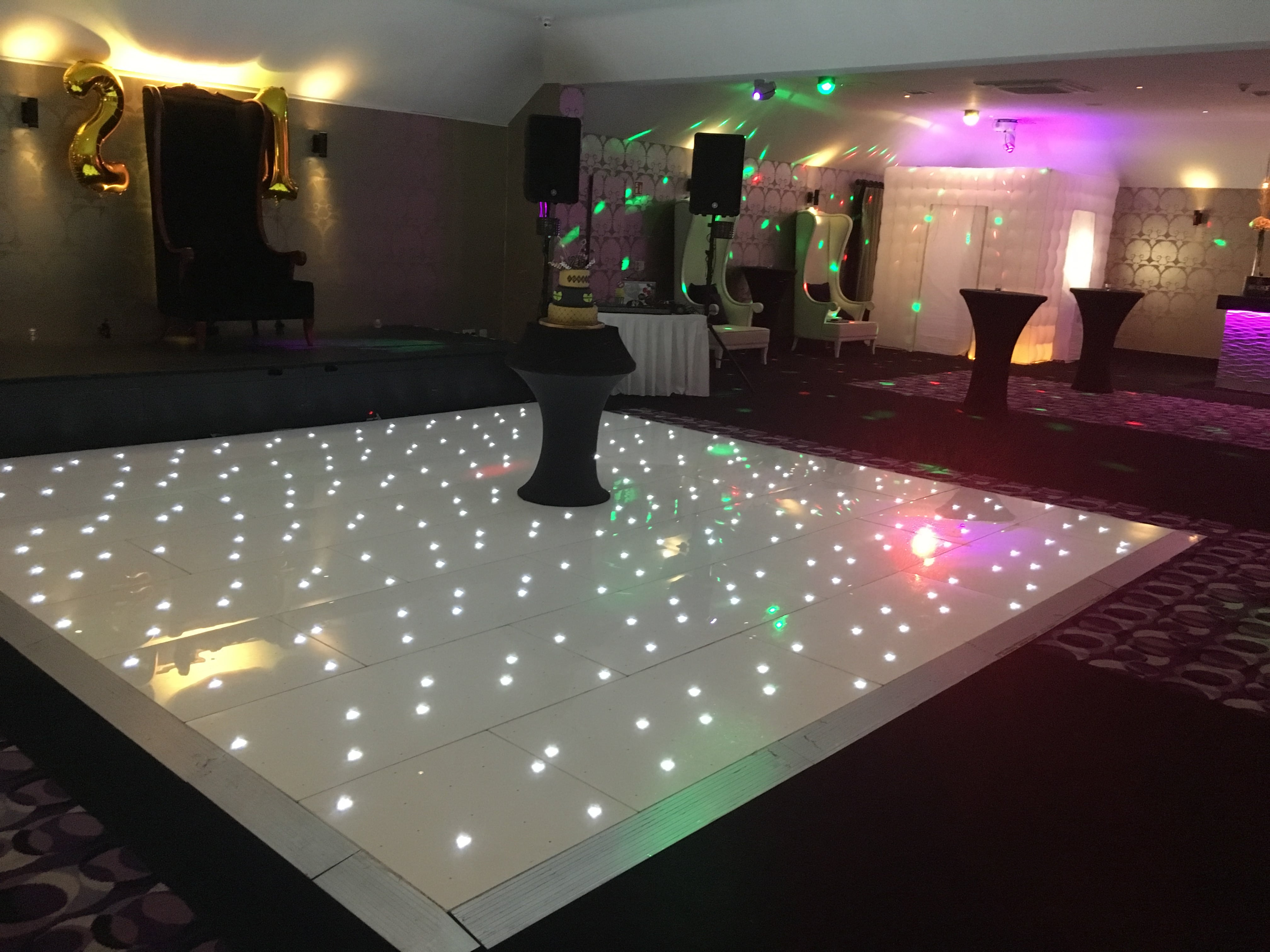 Dream Events Management - Dance Floors