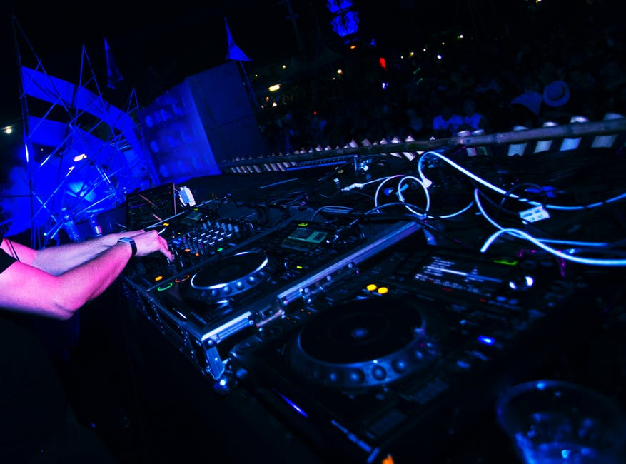 Dream Events Management - DJ Hire