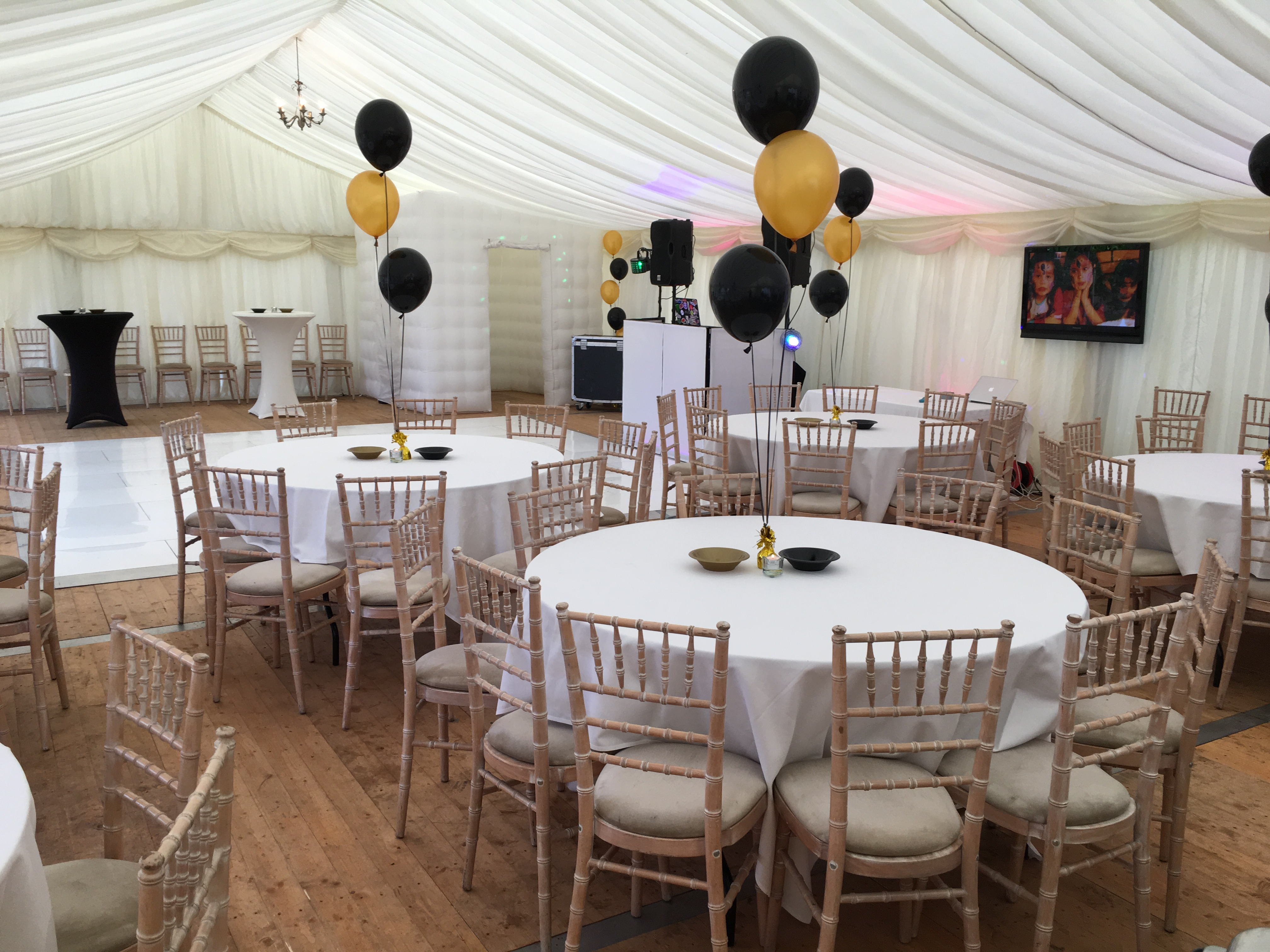 Dream Events Management - 21st Birthday Party June 2017 No.1