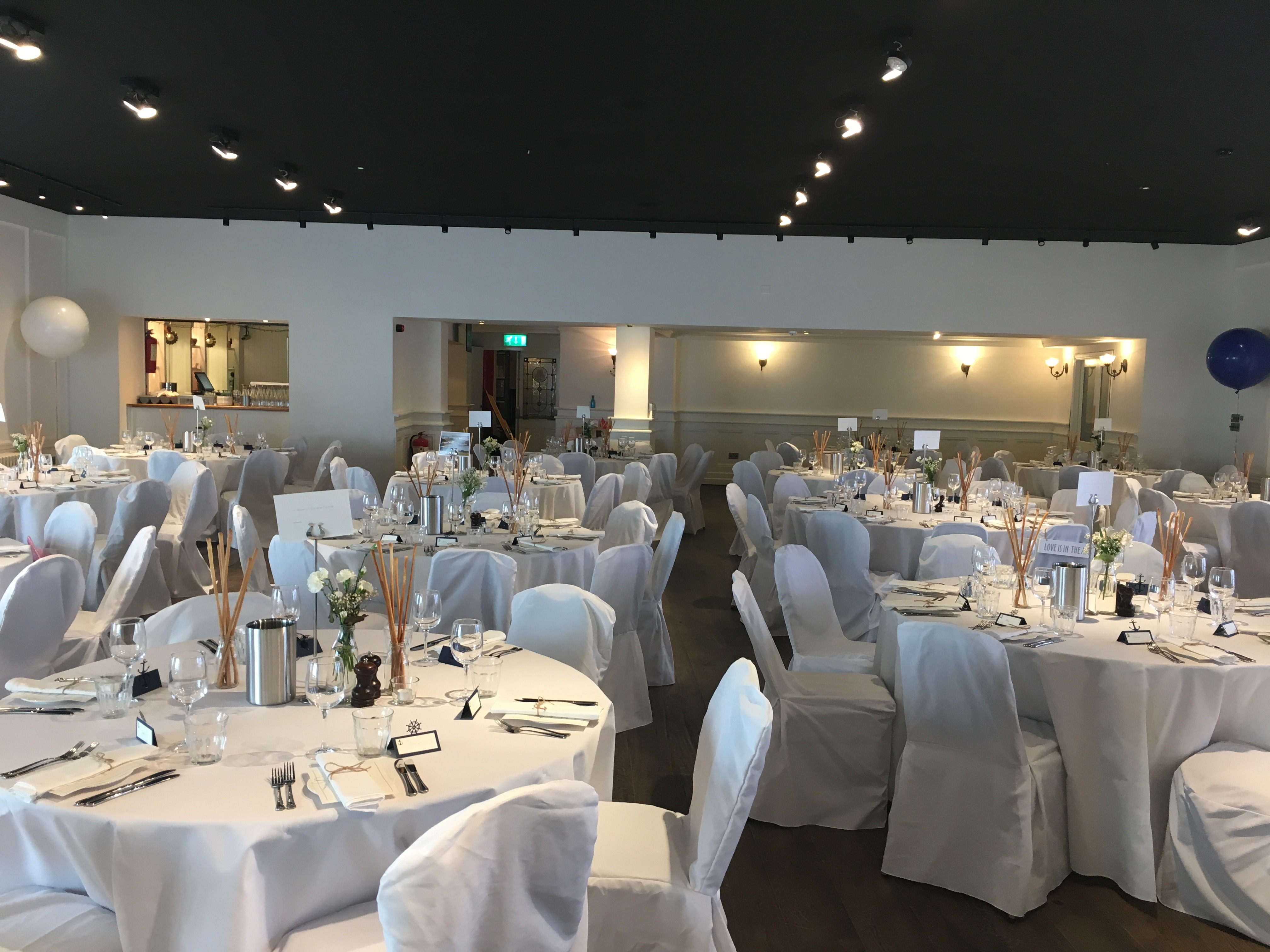 Wedding Setup Dublin March 2019